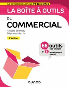 boite a outil du commercial editions Dunod